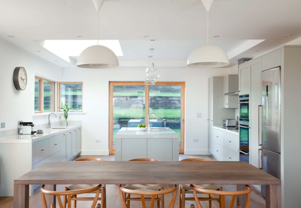 Contemporary wicklow kitchen in 2020 Kitchen collection