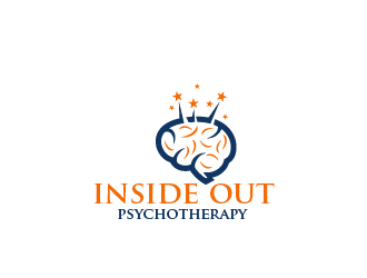 Inside Out Psychotherapy Logo Design Concepts 36 Logo Design Psychotherapy Business Card Logo