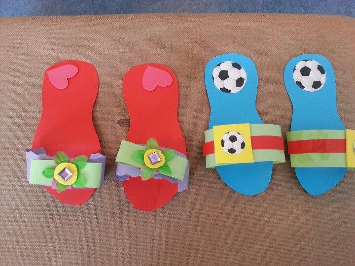 Mijn slippers