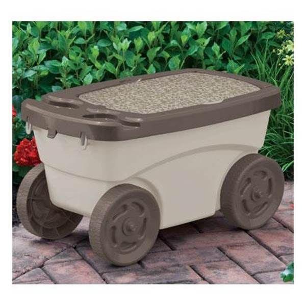 Suncast Garden Scooter Cart From Blainu0027s Farm And Fleet