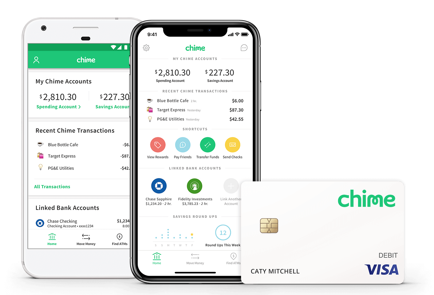 Spend and Save with Control Your Chime Spending Account is