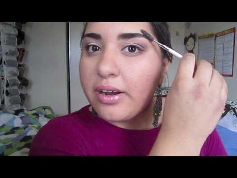 HOW TO: Tame Bushy Eyebrows   Bushy eyebrows, Eyebrows