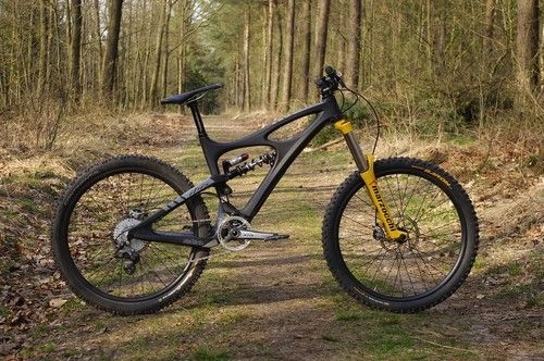 I've always been a fan of the Ibis Mojo   Cycling: Mountain
