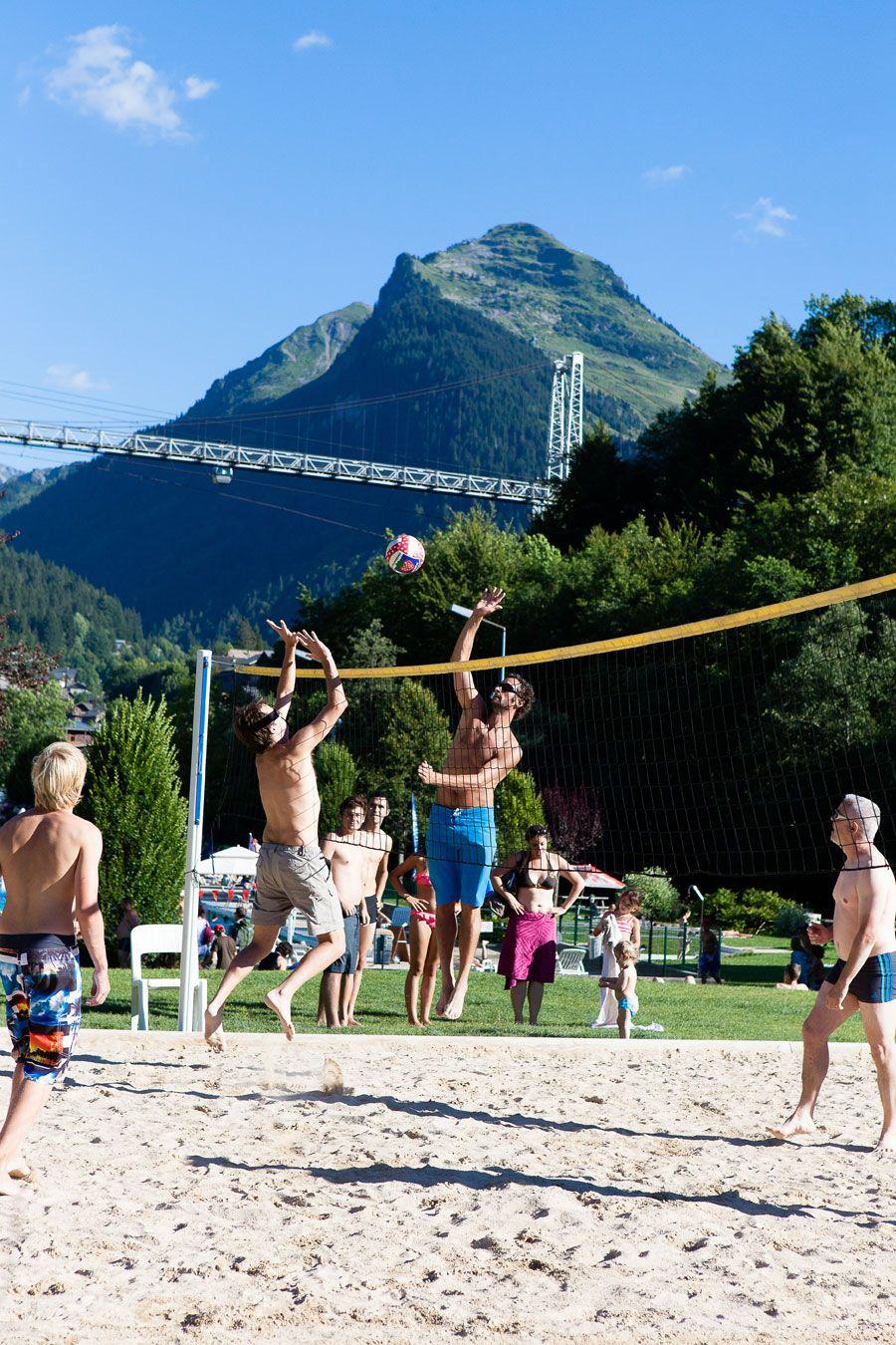Beach Volley Ball Parc