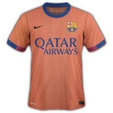 Segunda camisetas de Barcelona 2014 2015 tailandia     838c89063ee