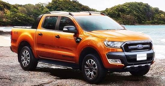 2016 Ford Ranger Wildtrak Philippines 2016 Ford Ranger Wildtrak Philippines Ford Has Recently Presented The Wildtrak Trim Level On It Ford Ranger Ford Ranger