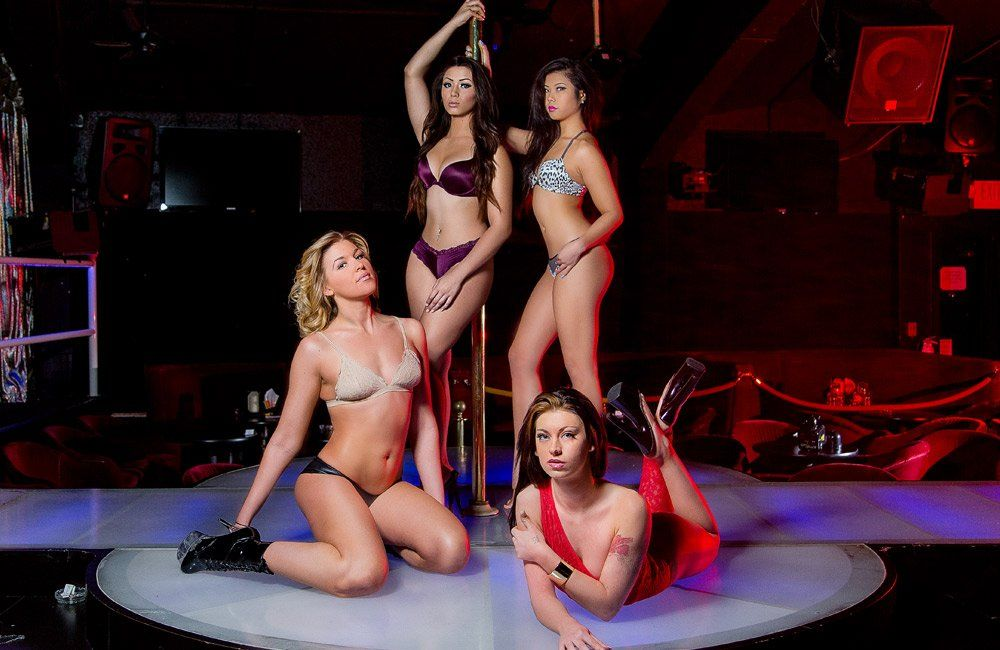 vegas nude clubs Las strip