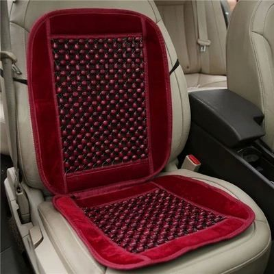Wooden Beads Car Seat Cover