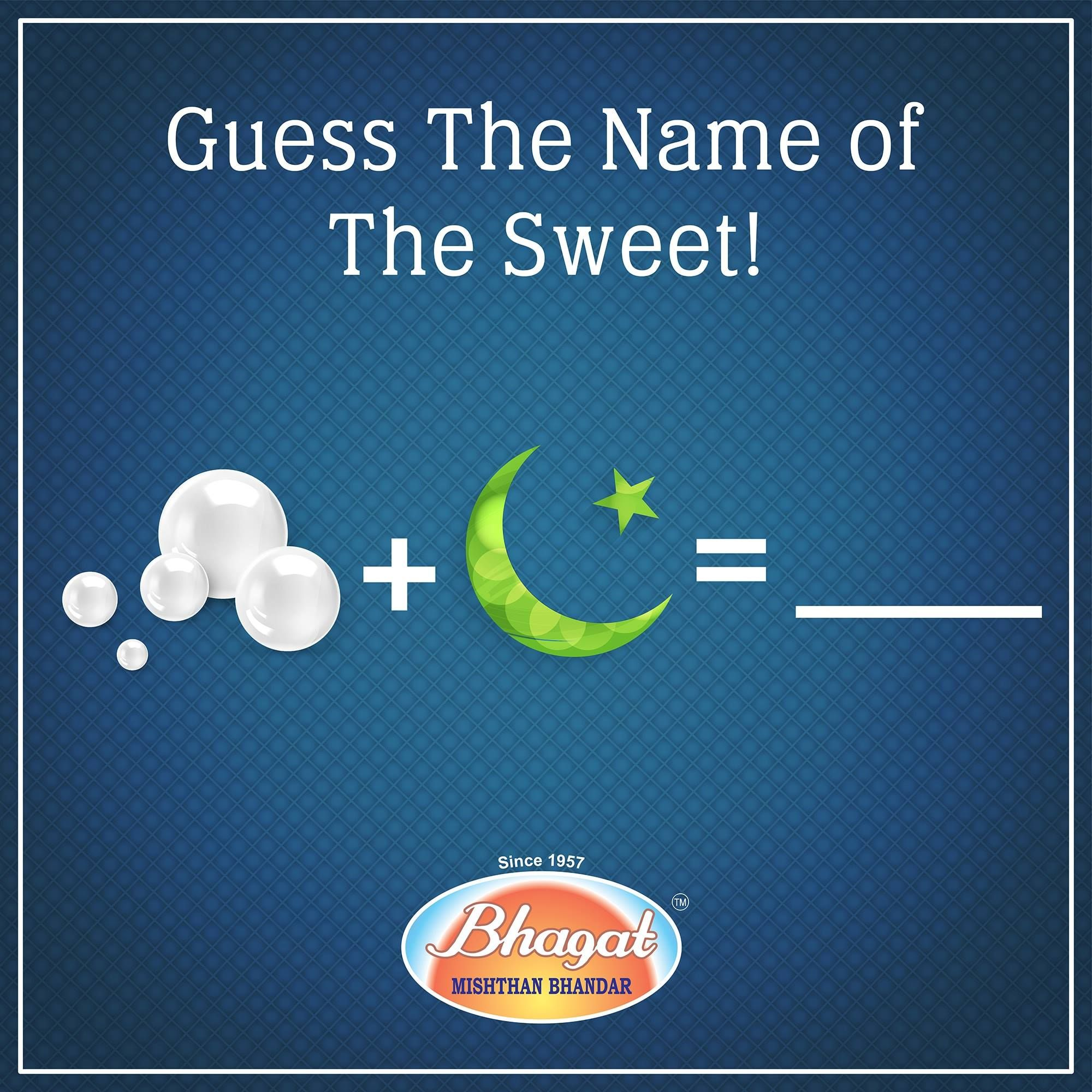 guess the name of this famous sweet and let us know in the comments