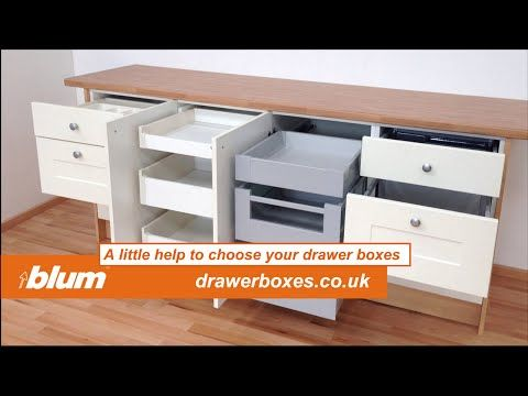 Help To Choose Kitchen Drawer Bo Blum Metabox Or Tandembox Antaro