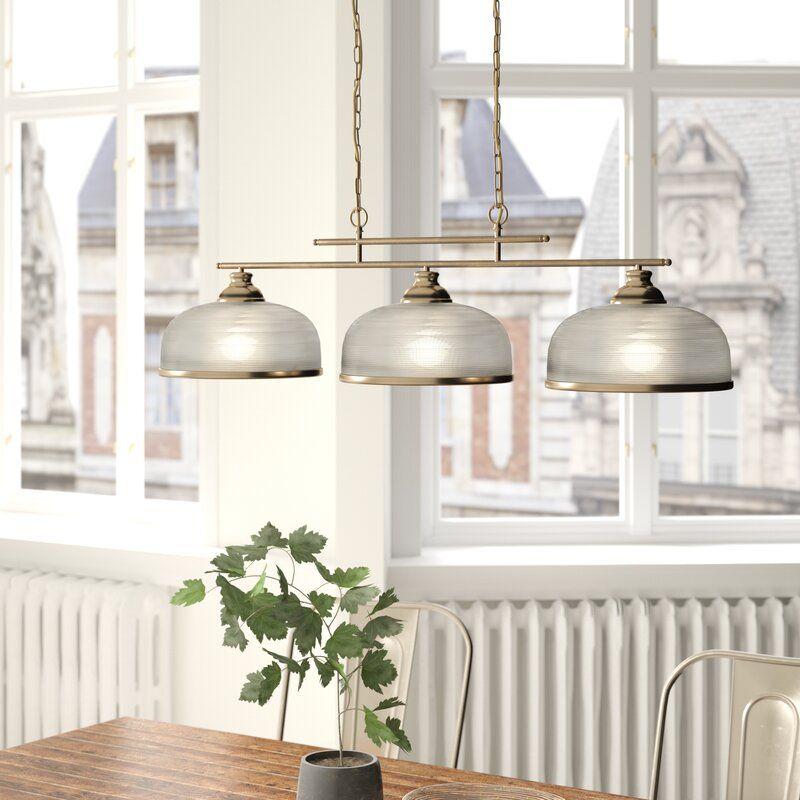 Ferrin 3 Light Kitchen Island Pendant Ceiling Lights Bar
