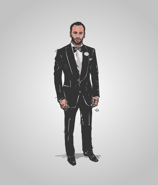 Tom Ford | by Gerard Soratorio