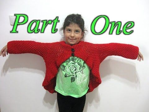 Meladoras Creation | Butterfly Stitch Circular Jacket - Free Crochet Pattern