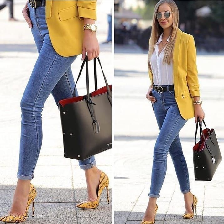 1 2 3 4 Or 5 Credits Work Outfits Women Classy Outfits For Women Business Casual Outfits