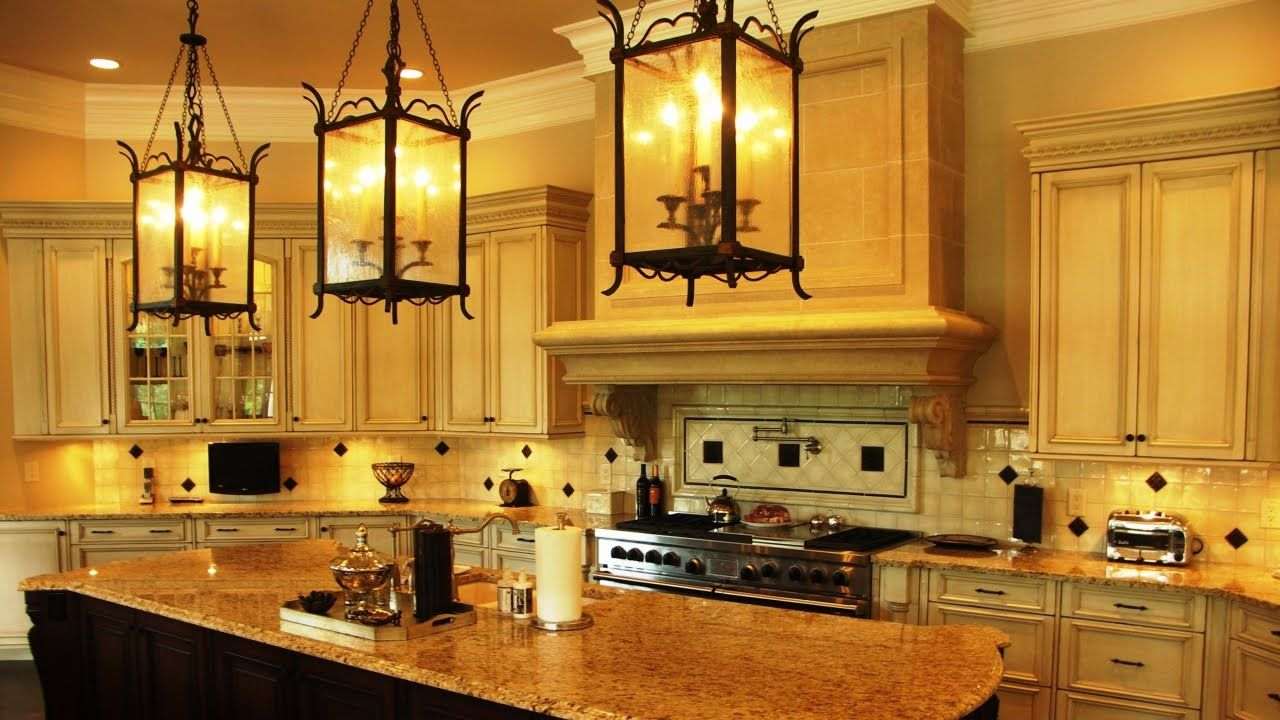 Vintage Kitchen Island Lighting Ideas, Antique Kitchen Light Fixtures  Shabby Chic  Kitchen