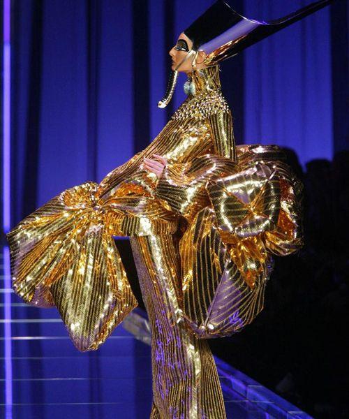 Vestidos Inspirados En La Cultura Griega: Dior,-desfile-inspirado-en-Egipto