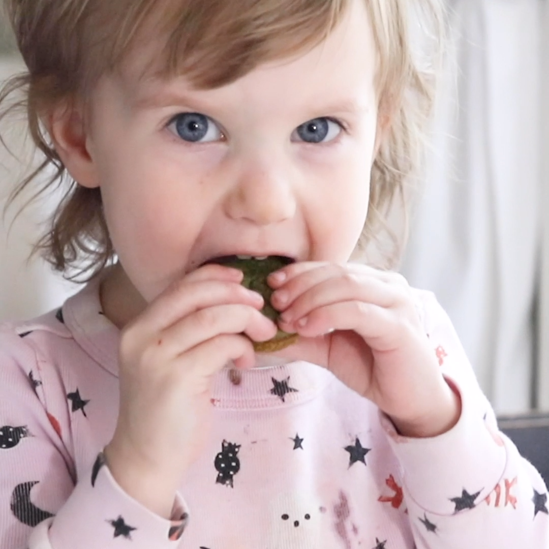 Spinach Muffins (for Picky Eaters!)