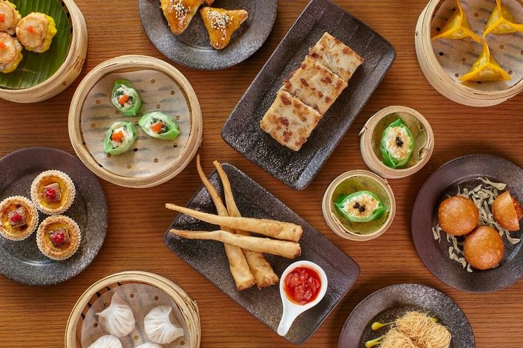 The Best Restaurants In Singapore Food Network Recipes Singapore Food Food