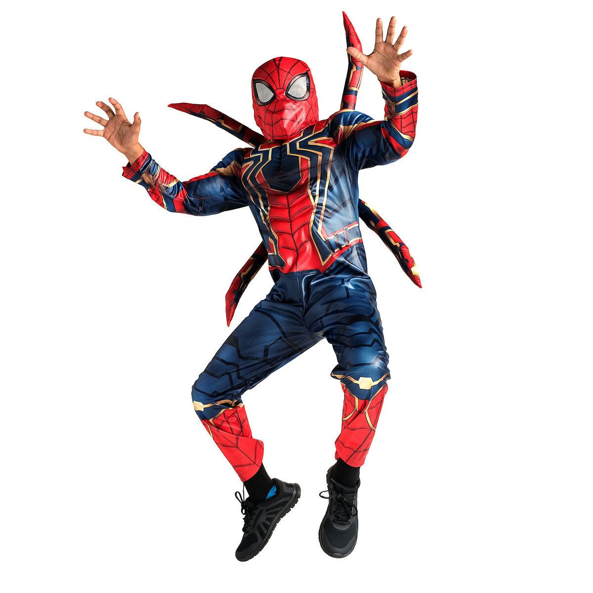 Product Image Of Iron Spider Costume For Kids Marvel S Avengers