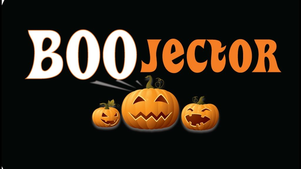 boojector the halloween pumpkin projector project video thumbnail