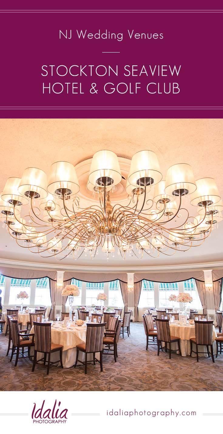 Stockton Seaview Hotel and Golf Club Nj wedding venues