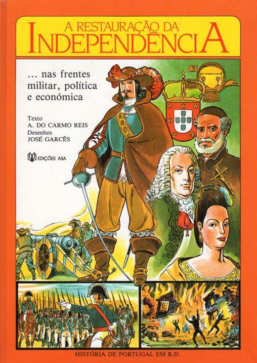 hist Portugal em BD