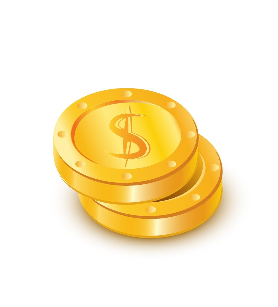 Pix For Gt Gold Coin Icon Png With