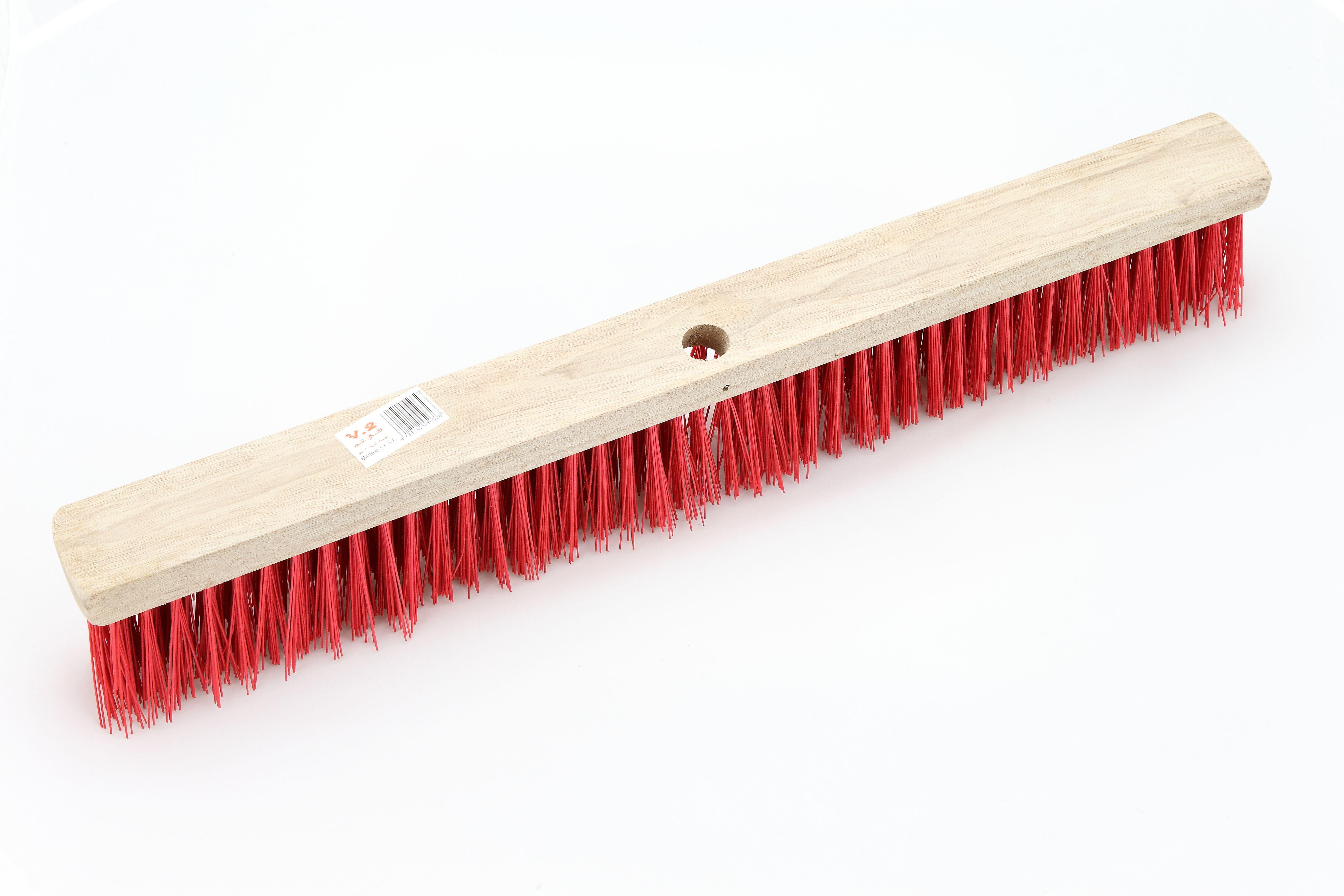 مكنسة بلدية 60سم ادوات نظافه تنظيف نظافة تمه Home Broom