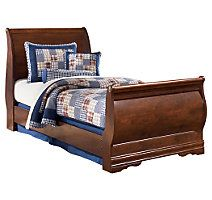 Wilmington Twin Sleigh Bed Twin Size Bedding Bed Twin Sleigh Bed