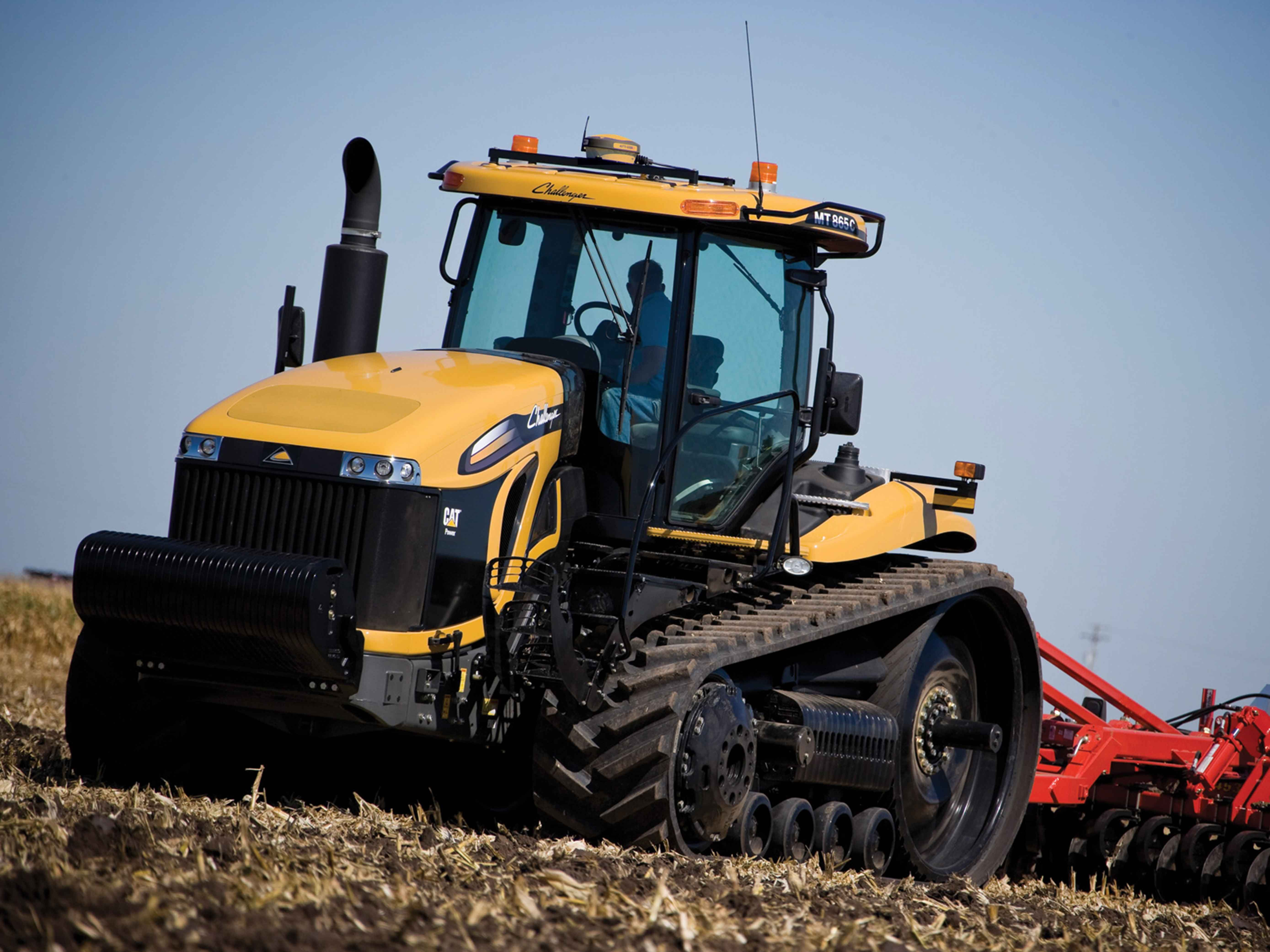 HOLT CAT sells, services and rents heavy equipment