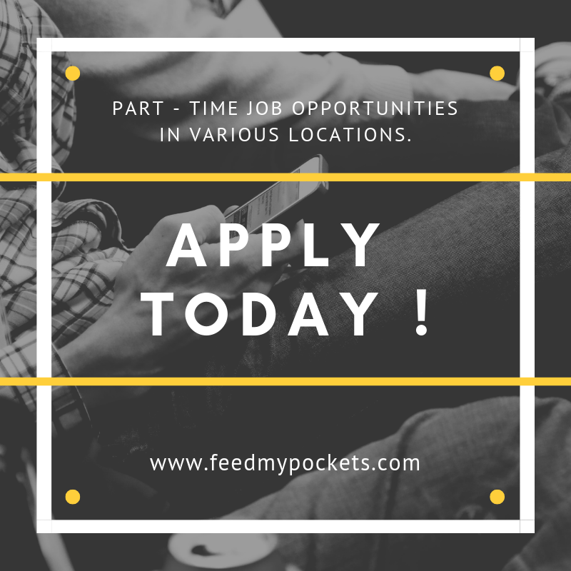 Pin By Feedmypockets On Feedmypockets Part Time Jobs Youth Employment Student Engagement