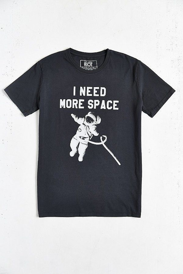 Urban Outfitters Suburban Riot I Need More Space Tee ($28)
