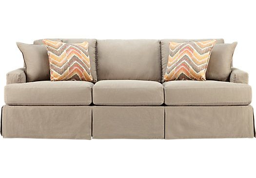 Cindy Crawford Home Cape May Smoke Sofa At Home Furniture Store Rooms To Go Furniture Furniture