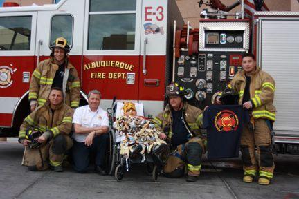 Albuquerque Fire Department Dispatch
