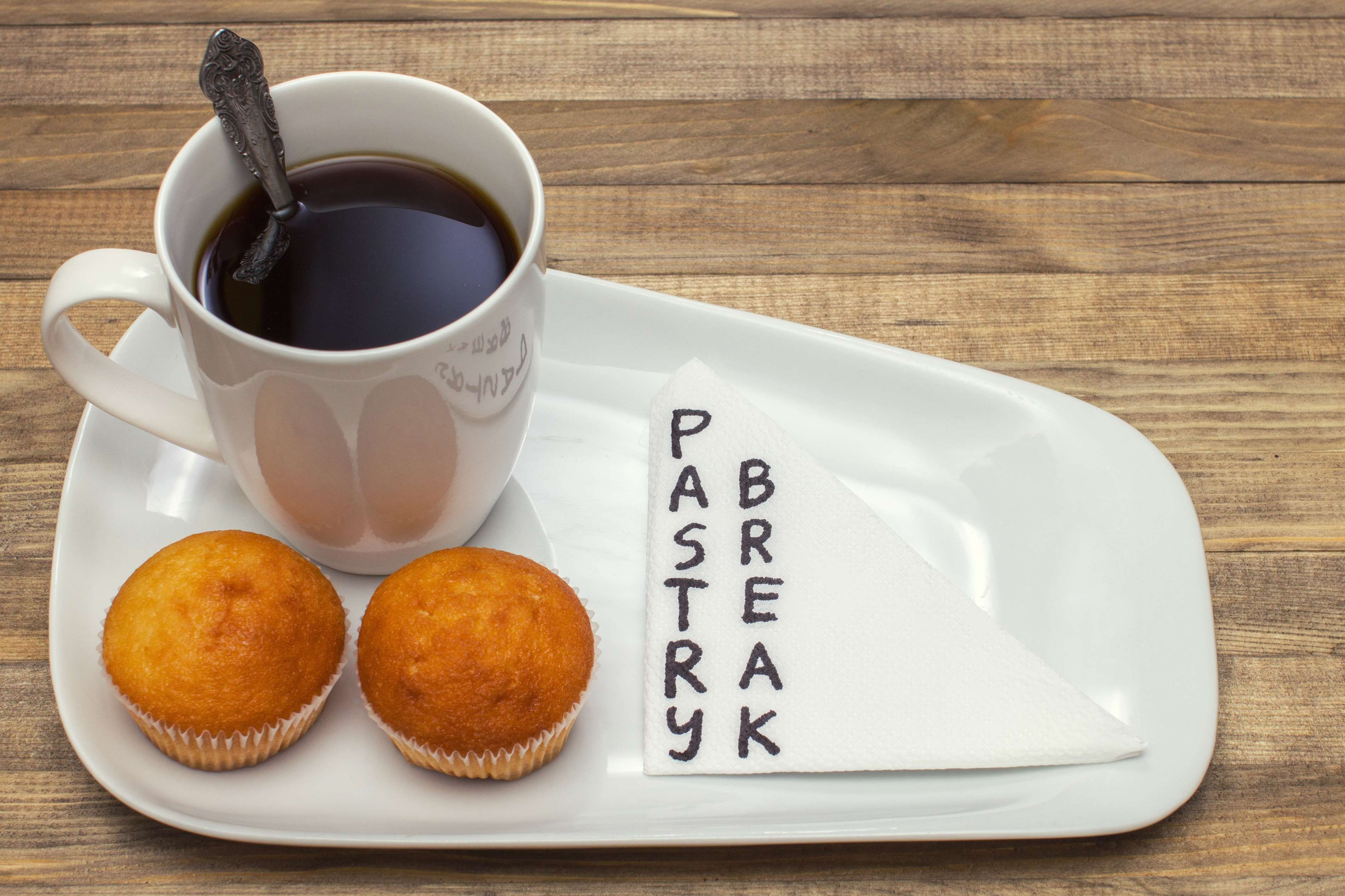 background black break brown cake ceramic coffee