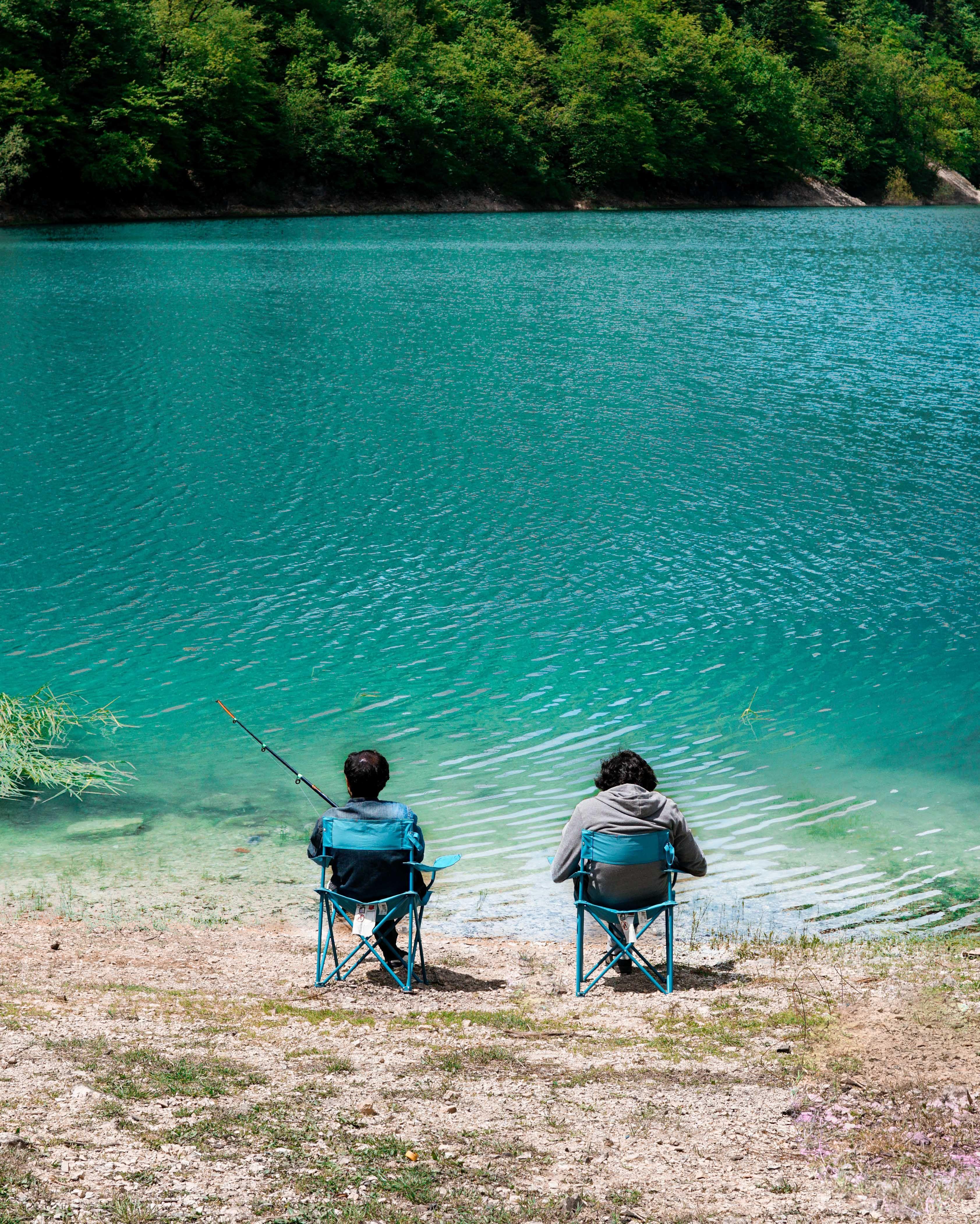 Sakarya ve Bolu sınırında bulunan Sülüklü Göl, alışılmışın dışında ...