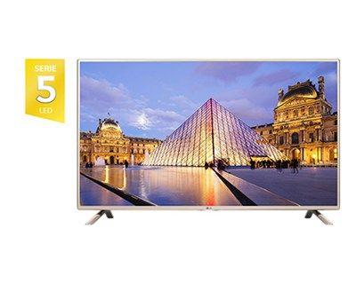 """TV LED 32"""" FULL HD de LG Réf : 32LF5610 moins cher en ligne. Résolution : 1920 x 1080  Comparez son prix chez 5 vendeurs en ligne ."""