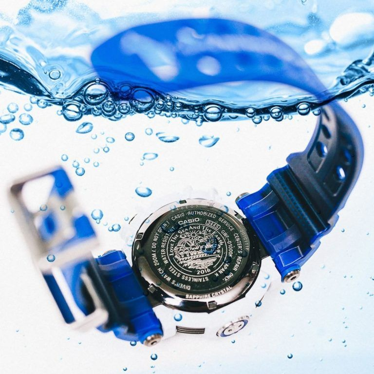 G-Shock GWF-D1000K-7 Frogman Love The Sea & Earth