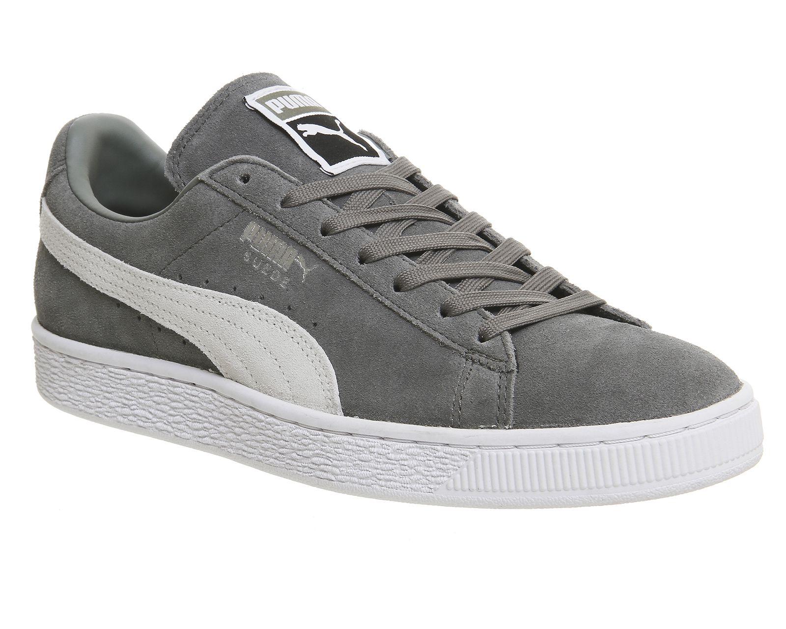 puma classic trainers