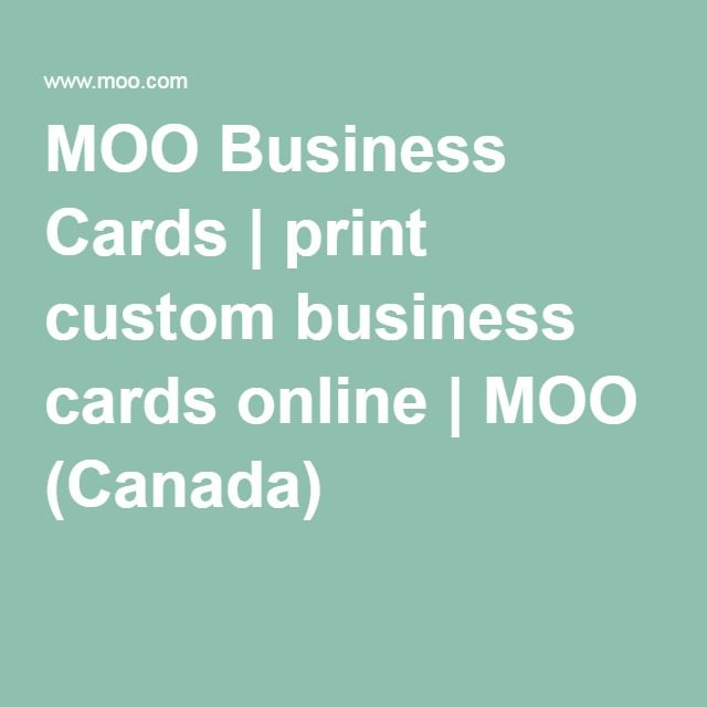 Moo business cards print custom business cards online moo business cards order custom business cards online reheart Image collections