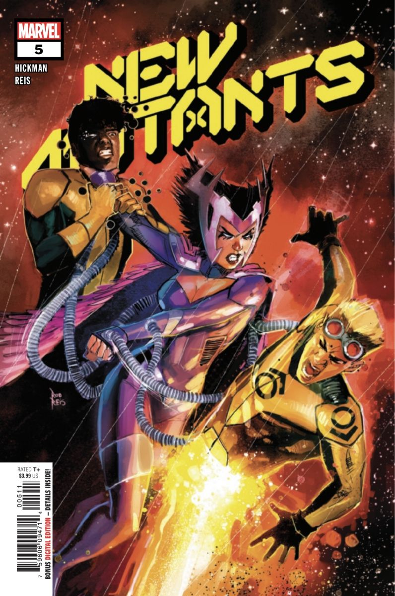 New Mutants 5 Preview In 2020 Xmen Comics Comics Mutant