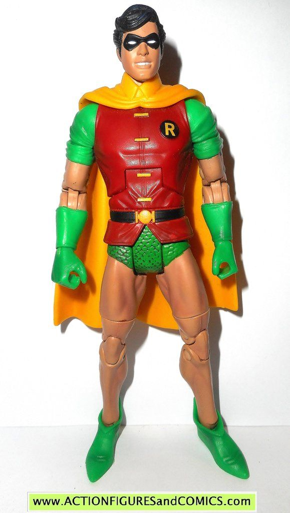 DC UNIVERSE SIGNATURE COLLECTION Superboy 6 inch Action Figure