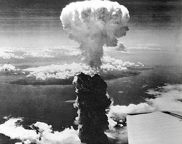 Wwii Day By Day August 6 Bombing Of Hiroshima And Nagasaki