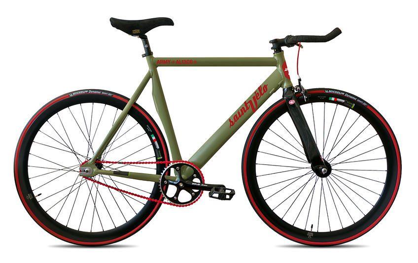 saintVélo | fixed gear bike | AL13C6
