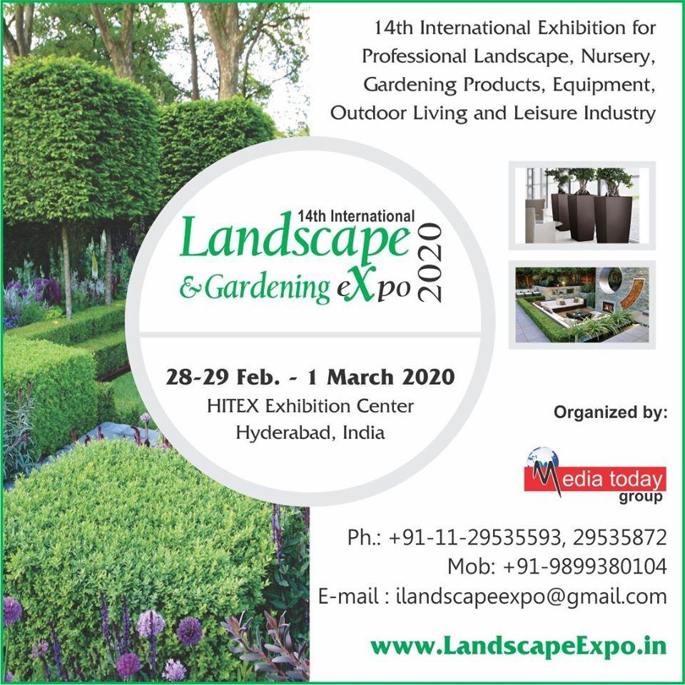 14th International Landscape