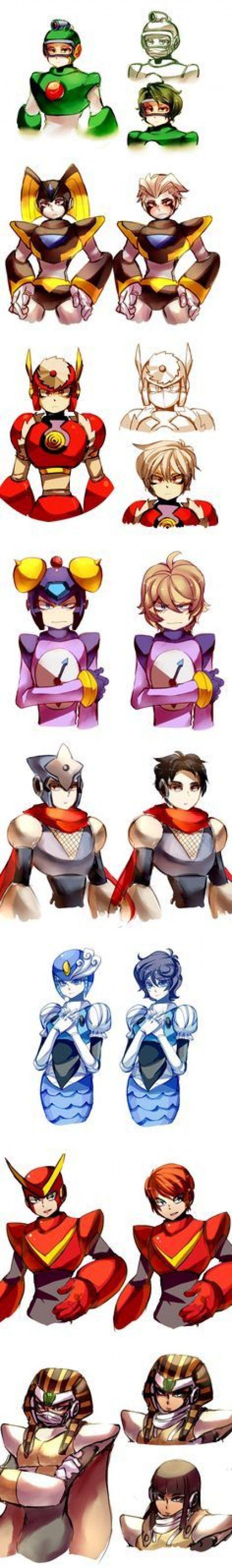 Megaman1373254  Zerochan