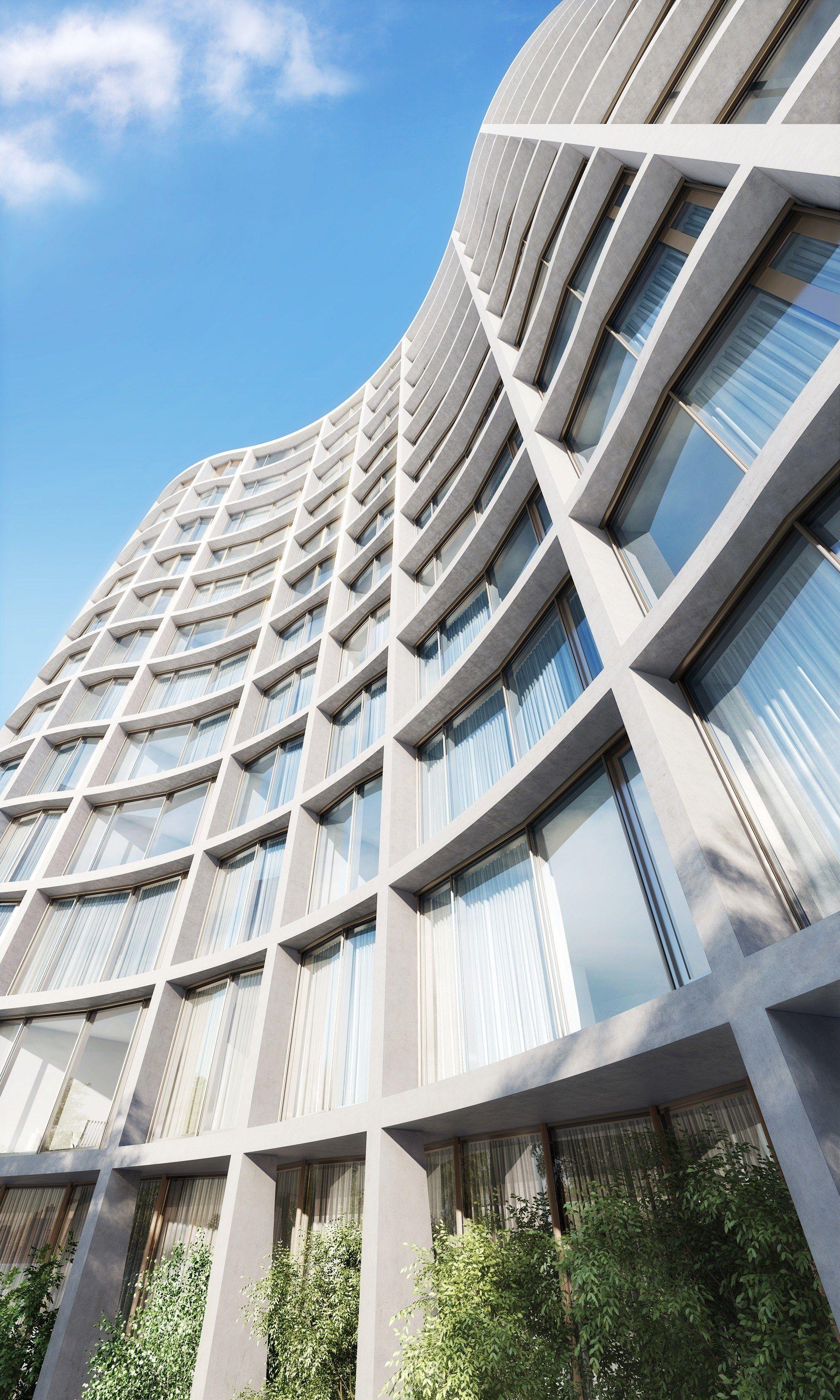 Inside Herzog De Meuron New Luxury Condos West Village NYC Photos | Architectural Digest