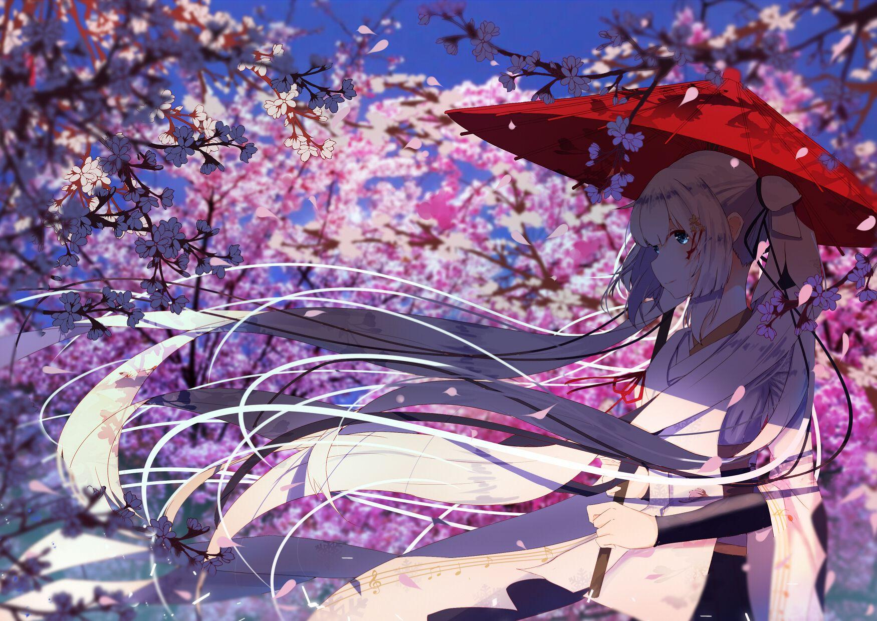 Vocaloid 1 1 Re Rinのイラスト Sakura Arte Anime