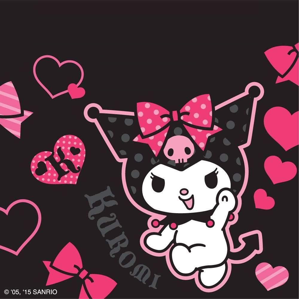 Kuromi | Hello kitty wallpaper, Hello kitty pictures ...