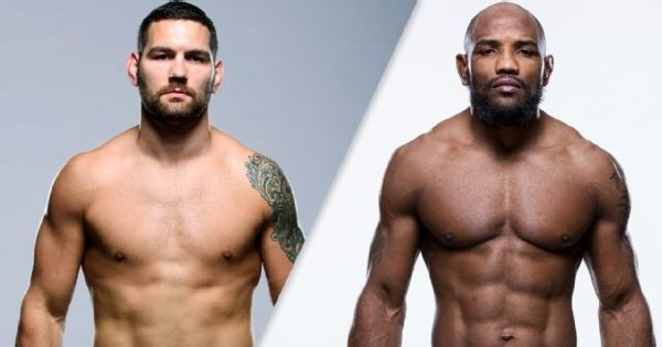 What Will Be The Outcome Of The Chris Weidman Vs Yoel Romero Fight At Ufc 205
